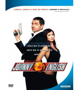 Johnny English (Johnny English) DVD