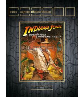Indiana Jones a dobyvatelé ztracené archy SCE – edice Největší filmové klenoty  (Indiana Jones And The Raiders Of The Lost Ark)