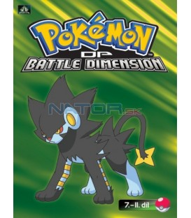 Pokémon (XI): DP Battle Dimension 7.-11.díl (DVD 2)