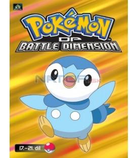 Pokémon (XI): DP Battle Dimension 17.-21.díl (DVD 4)