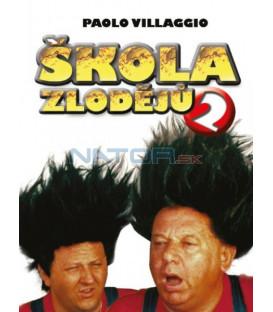 Škola zlodějů 2   (Scuola di ladri - seconda parte) DVD