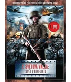 2. světová válka: Svět v konfliktu – 1. DVD – SLIM BOX
