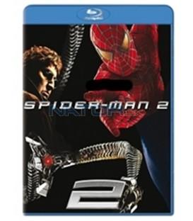 Spider-man 2 - Deluxe verze Blu-ray