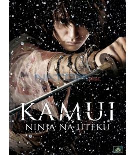 KAMUI, ninja na útěku  (Kamui gaiden) DVD