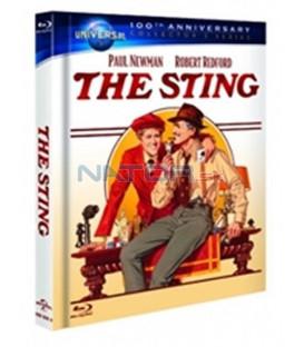 Podraz / The Sting / 1973 - DIGIBOOK Sběratelská edice  Blu - Ray