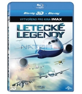 Letecké legendy 3D / Legends of Flight 3D / 2010