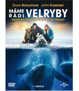 Máme rádi velryby ( Big Miracle ) DVD