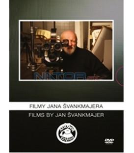 6 DVD kolekce Jana Švankmajera
