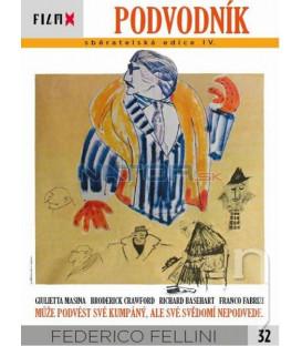 Podvodník (Bidone, Il) DVD