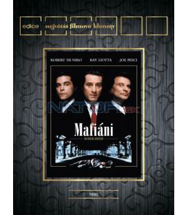 Mafiáni 2DVD  (Goodfellas)  – edice Největší filmové klenoty
