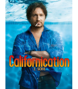 Californication 2. série 2DVD  (Californication Season 2)