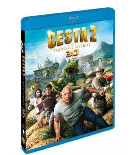 Cesta na tajuplný ostrov 2 (Blu-ray) 3D+2D  (Journey 2: The Mysterious Island)