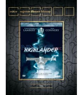 Highlander 2DVD (Highlander) – edice Největší filmové klenoty