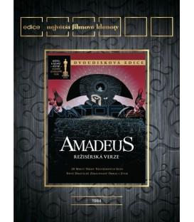 Amadeus 2DVD– edice Největší filmové klenoty  (Amadeus S.E.Directors Cut)