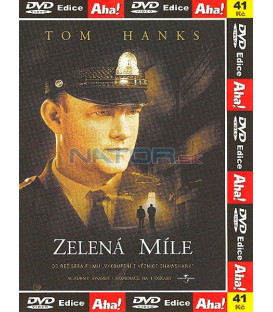 Zelená míle (Green Mile, The) DVD