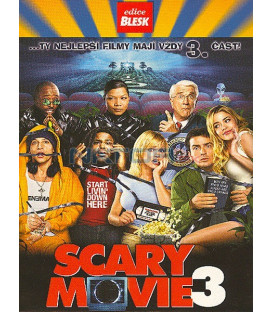Scary Movie 3 (Scary Movie 3) DVD