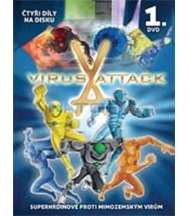 Virus Attack – 1. DVD – SLIM BOX