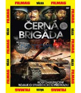 Černá brigáda DVD (Black Brigade)