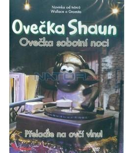 Ovečka Shaun - Shaun 3 Ovečka sobotní noci DVD