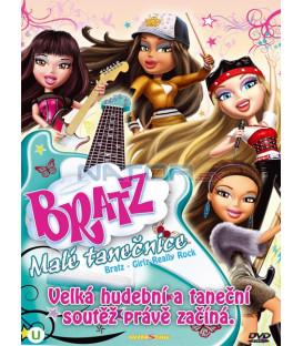 Bratz 5 - Malé tanečnice (Bratz Just Dance) DVD