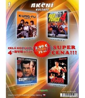 Akčná Kolekcia 1 - / 4 DVD /