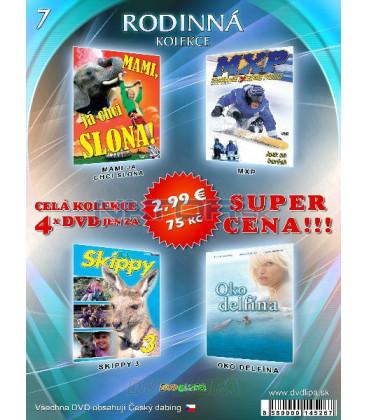 Rodinna kolekcia 7 - / 4 DVD /