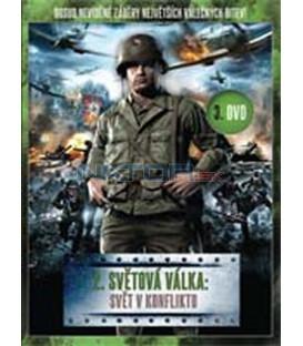 2. světová válka: Svět v konfliktu – 3. DVD – SLIM BOX