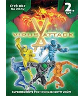 Virus Attack – 2. DVD – SLIM BOX