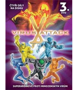 Virus Attack – 3. DVD – SLIM BOX