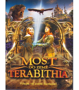 Most do země Terabithia (Bridge to Terabithia) DVD