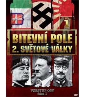 Bitevní pole 2. světové války – 1. DVD – SLIM BOX