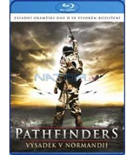 Pathfinders: Výsadek v Normandii (Pathfinders: In the Company of Strangers) – Blu-ray