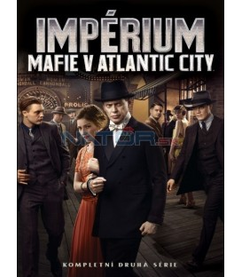 Impérium - Mafie v Atlantic City, 2. sezóna 5DVD (Boardwalk Empire)