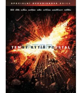 Batman: Temný rytíř povstal - 2 DVD (The  Dark Knight Rises)