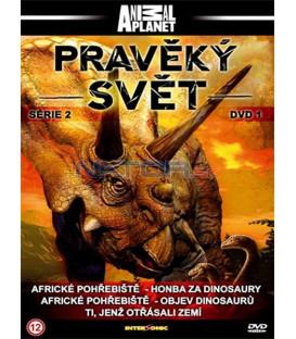 Pravěký svět série 2 dvd 1   (Paleoworld) DVD