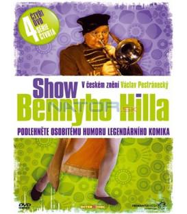 Show Bennyho Hilla série 4 dvd 4   (The Benny Hill Show)