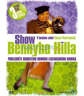 Show Bennyho Hilla série 4 dvd 3   (The Benny Hill Show)