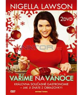 Vaříme na vánoce /2DVD/   (Nigellas Christmas Kitchen)