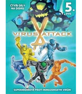 Virus Attack – 5. DVD – SLIM BOX