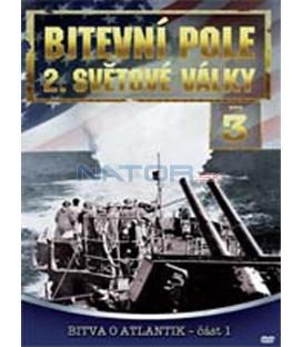 Bitevní pole 2. světové války – 3. DVD – SLIM BOX