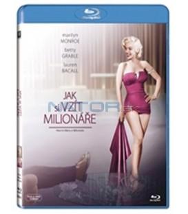 Jak si vzít milionáře ( How to Marry a Millionaire ) - Blu-ray