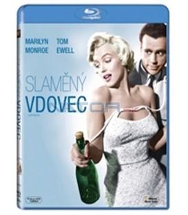 Slaměný vdovec (  The Seven Year Itch ) - Blu-ray