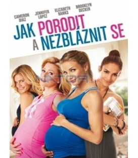Jak porodit a nezbláznit se (What to Expect When Youre Expecting) DVD