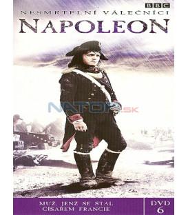 Nesmrtelní válečníci - DVD 6 - Napoleon (Heroes and Villains: Napoleon) DVD