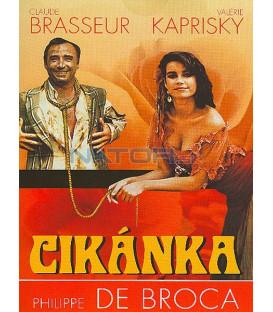 Cikánka (Gitane, La) DVD