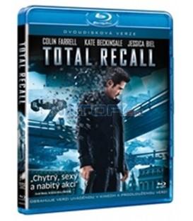 TOTAL RECALL (2012) - Blu-ray