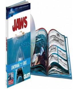 ČELISTI - Jaws (speciální edice) - Blu-ray DIGIBOOK