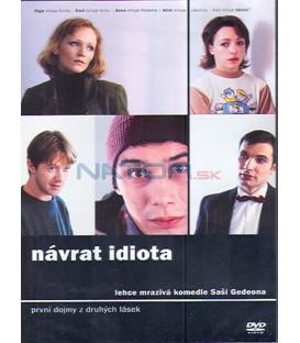 Návrat idiota DVD