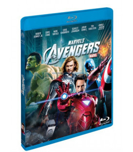 Mstitelé (The AVENGERS 2012) - Blu-ray