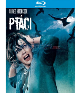 PTÁCI (The Birds) - Blu-ray